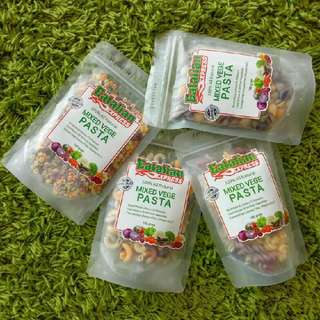 Eatalian Express Pasta - Mixed Vege Trial Pack