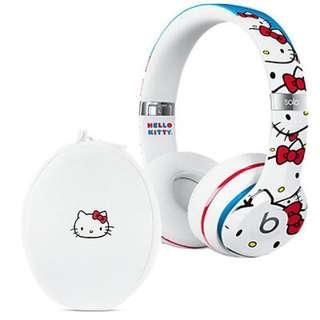 Beats Limited Edition Hello Kitty Headphone