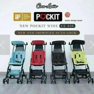 New Cocolatte Pockit 2S type 838