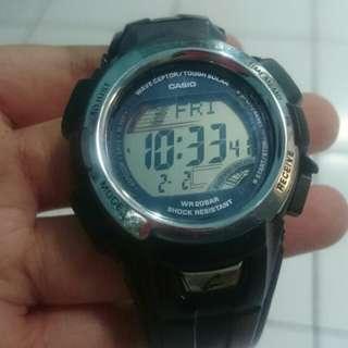 Jam tangan second import Authentic Casio G Shock GW-300BTJ Watch for Men No Bezel
