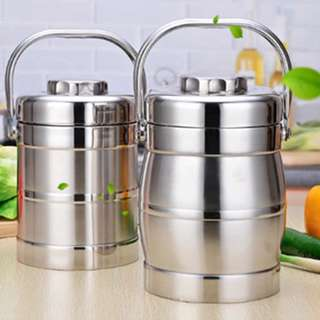 Stainless Steel Insulated Lunch Box ( Meal Container)