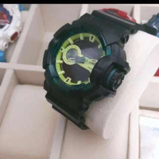 Very lightly used authentic G-shock watch