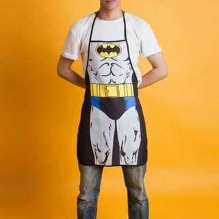 Batman Character Apron Marvel Comics Superhero Costume Cooking Kitchen