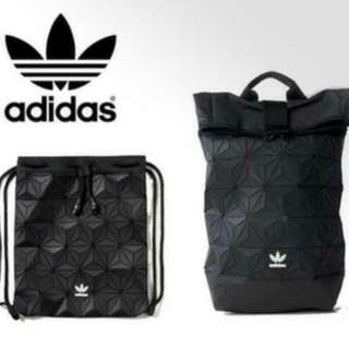Authentic Adidas X Issey Miyake Backpack