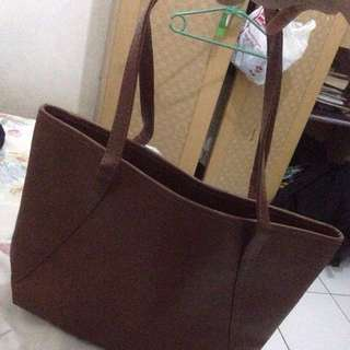 Quincy Label tote bag