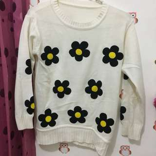 Sweater daisy