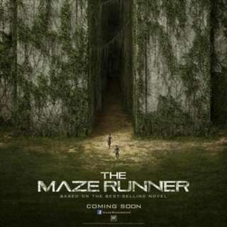Ebook The Maze Runner (Full Colour With Movie Photos inside)