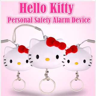 Hello Kitty Personal Safety Alarm keychain