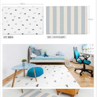 Parklon Pure Soft Playmat (Double Sided)