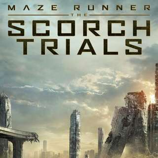 Ebook Maze Runner (The Scroch Trials Movie Tie-in Edition)