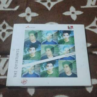 CD musik the OVERTUNES