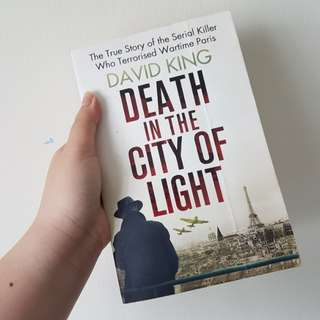 DEATH IN THE CITY OF LIGHT PAPERBACK