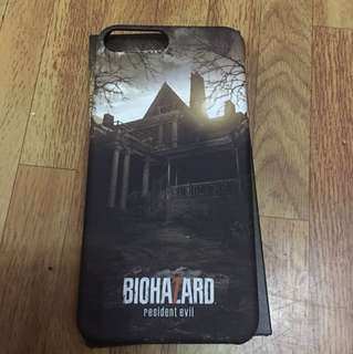 Iphone 6+ case Resident Evil Bio Hazard