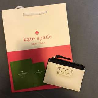 ♠️Kate Spade Card Holder/散銀包/鎖匙包