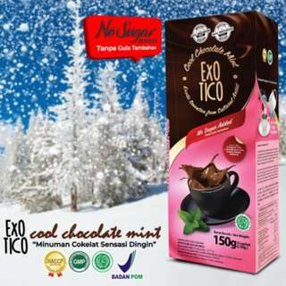 Exotico Cool Chocolate Mint More Mall