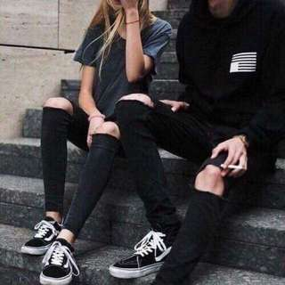 OLD SKOOL for COUPLE