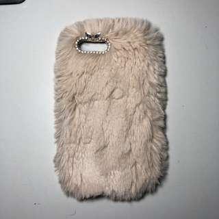 Iphone 7 plus fur case