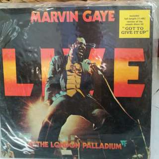 MARVIN GAYE GOT TO GIVE IT UP LIVE NM