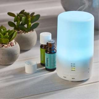 ✔FREE DELIVERY: HOME AIR PURIFYING & CLEANER. Air Mist Aroma Diffuser & Humidifier. Free Essential oil. Suitable for use with vacuum