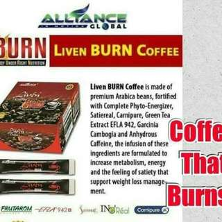 Burn Liven Coffee