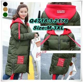 jacket (warm)