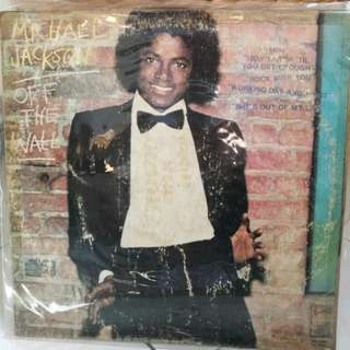 MICHAEL JACKSON OFF THE WALL VG