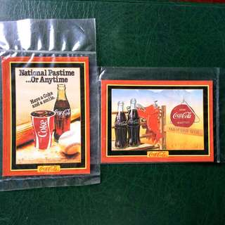 Coca Cola Trading Cards,Lot#8