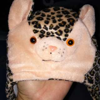 Topi anak model kucing