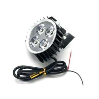 LAMPU TEMBAK CR7 2688 BLACK