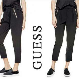 Guess Zipper Ponte Pants