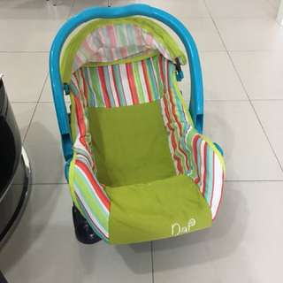 Lucky baby swing rocker chair with base