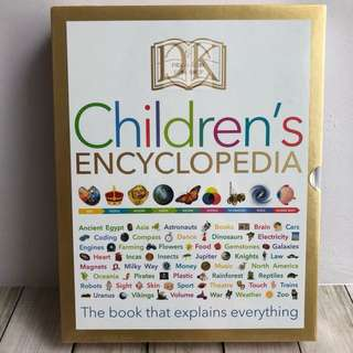 [Hardcover] DK Children's Encyclopedia