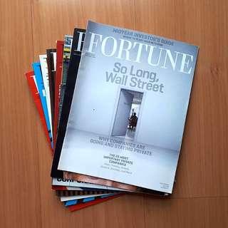 Fortune Magazines