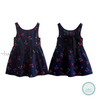 Cherry Dress/ Dress anak