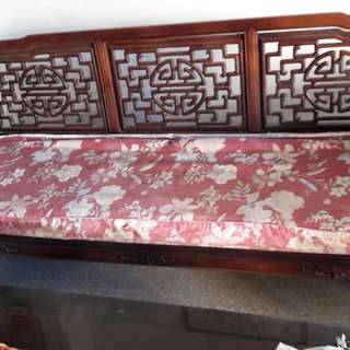 Solid wood Chinese furniture set