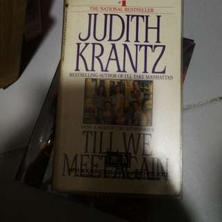 Judith krantz novel