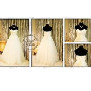 WEDDING GOWN #6