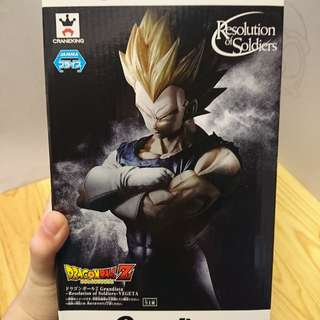 龍珠 DragonBall Resolution of Soldiers 比達 (Vegeta)