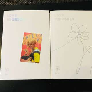 BTS Love Yourself 專輯 E ver.