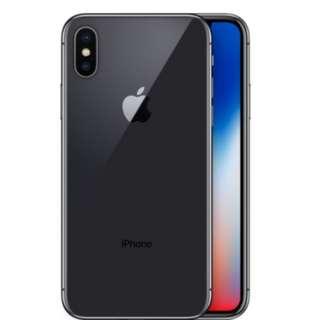 IphoneX 太空灰 64gb
