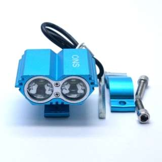 LAMPU TEMBAK ONS-2927 2 LED 20W BLUE