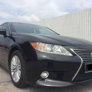 Lexus ES250 Facelift