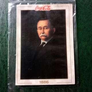 Coca-Cola Trading Card,lot#10 Frank Robinson
