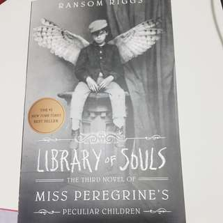 Library Of Souls