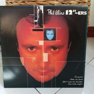 PHIL COLLINS - 12ers VG