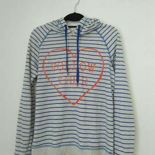 BNY Jeans Hoodie