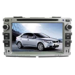2Din Special Car DVD Player (Kia Forte) [NO GPS]