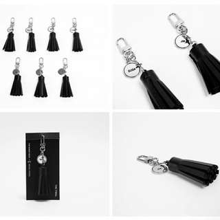BTS The Wings Tour The Final - Jin Medal Tassel
