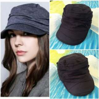[New] GAP Women Newsboy Hat