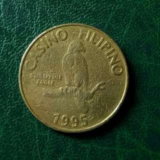 Casino Filipino Token,Phil.Eagle